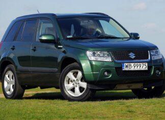 Używane Suzuki Grand Vitara II (2005-2014) - który silnik wybrać?