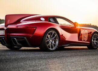 720-konny miks Alfy Romeo z Ferrari. Oto Touring Superleggera Aero 3!