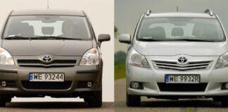 Toyota Corolla Verso _ Verso