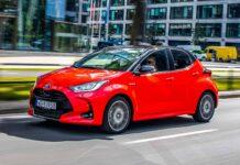 Toyota Yaris 1.5 Hybrid