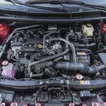 Toyota Yaris Hybrid 2020 - silnik