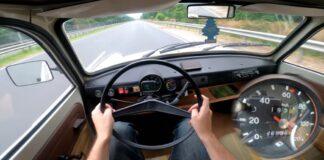 Trabant - prędkość maksymalna