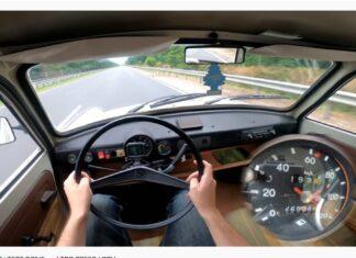 Ile wyciągnie Trabant 601? Czy prędkości wystarczy na mandat?