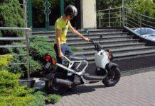 Umowa kupna-sprzedaży motoroweru