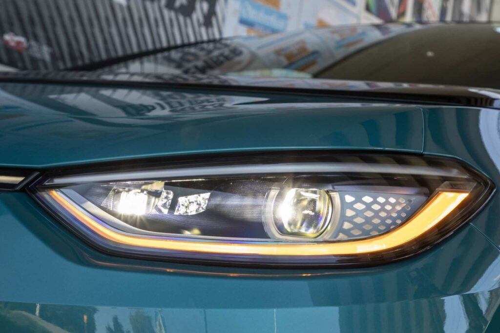 Volkswagen ID.3 - reflektory ID.Light