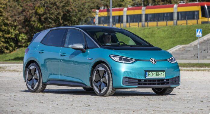 Volkswagen ID.3 - test