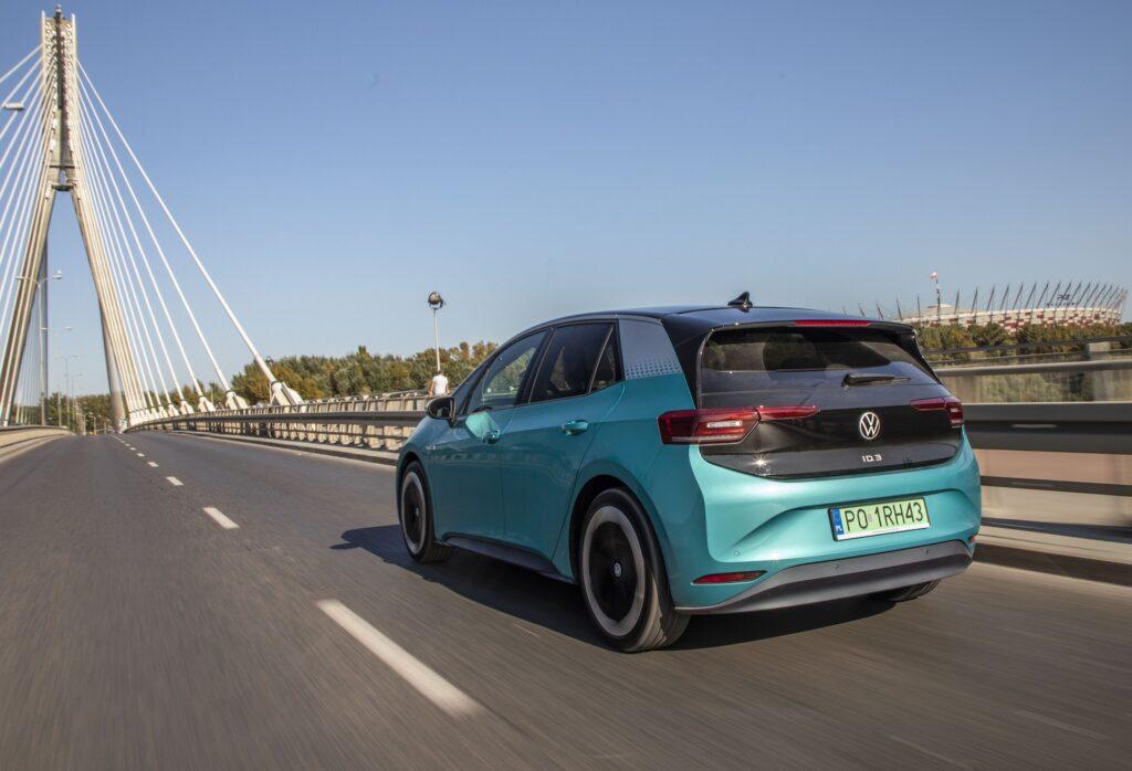 Volkswagen ID.3 - test w Polsce