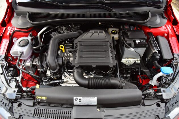 Volkswagen Polo 1.0 TSI (115 KM) DSG - silnik