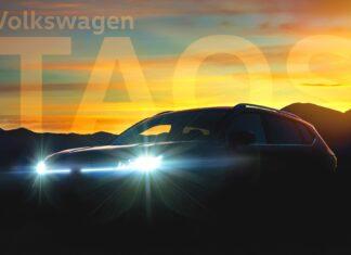 Taos – nowy kompaktowy SUV od Volkswagena