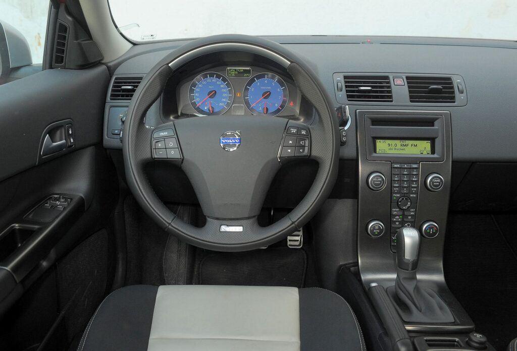 Volvo C30 08