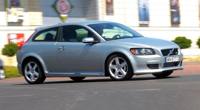 Volvo C30 16