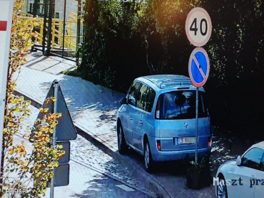 Zle parkowanie