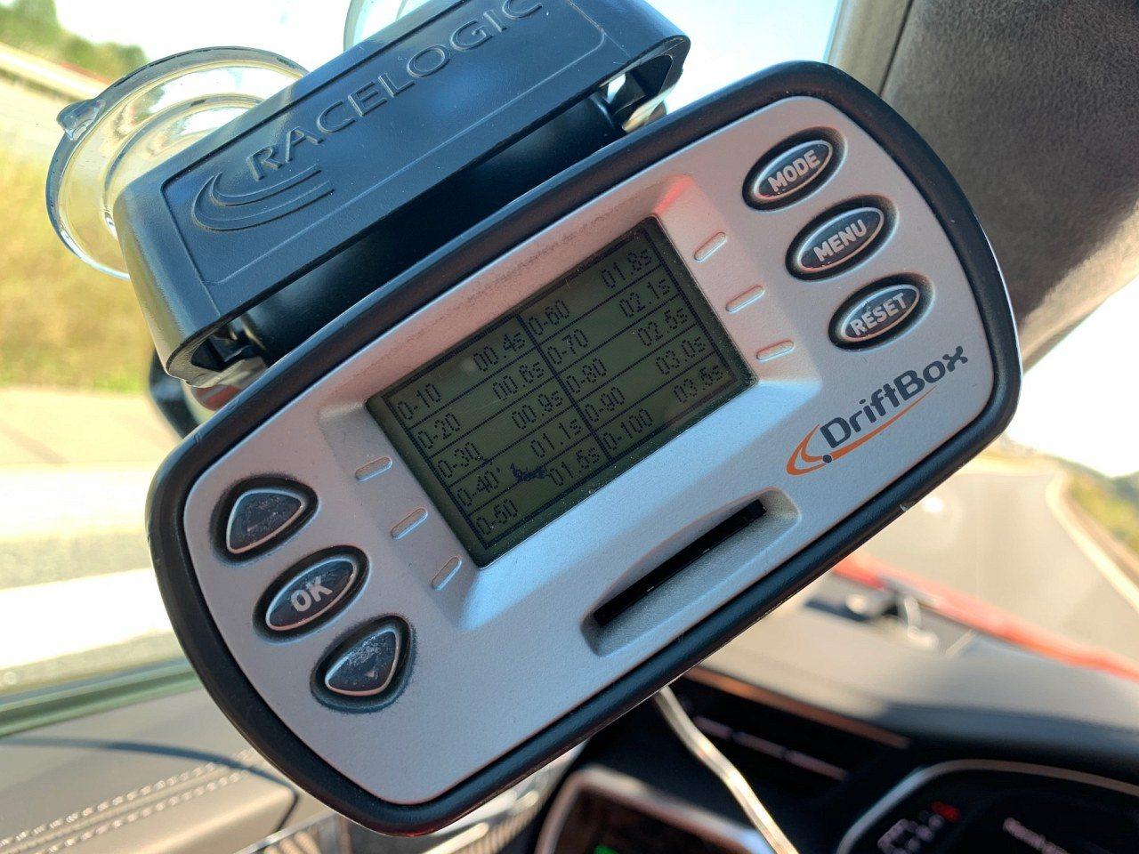 audi rs 7 sportback test (2020) przyspieszenie 0-100 kmh