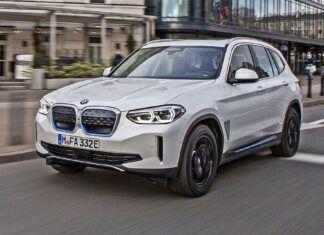 BMW iX3 (2021). Opis wersji i cennik