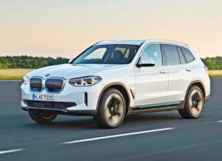 Elektryczne BMW iX3 (2020). Opis wersji i cennik