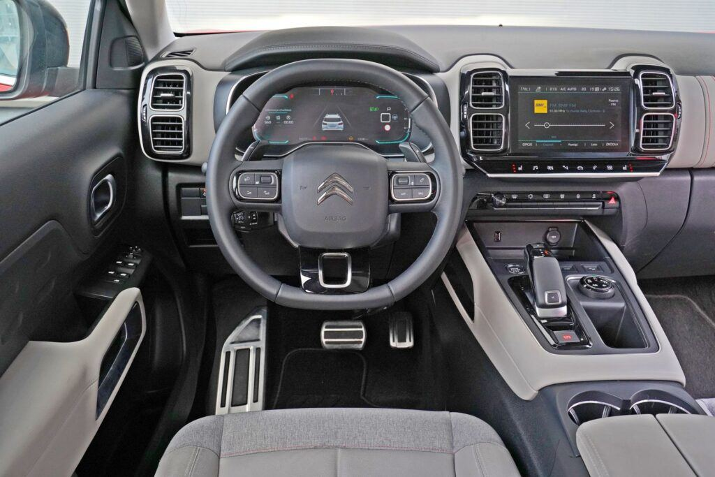 Citroen C5 Aircross (2020)
