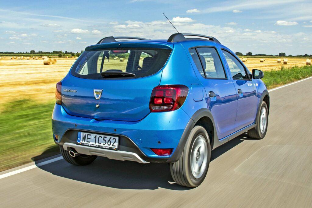 Dacia Sandero Stepway (2020)