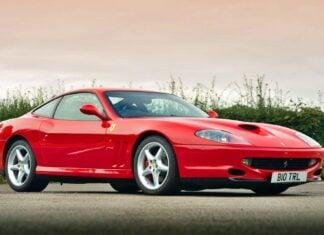 Ferrari Richarda Hammonda na sprzedaż w okazyjnej cenie