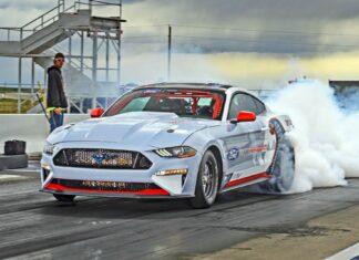 Elektryczny Ford Mustang – zobacz 1500 KM w akcji