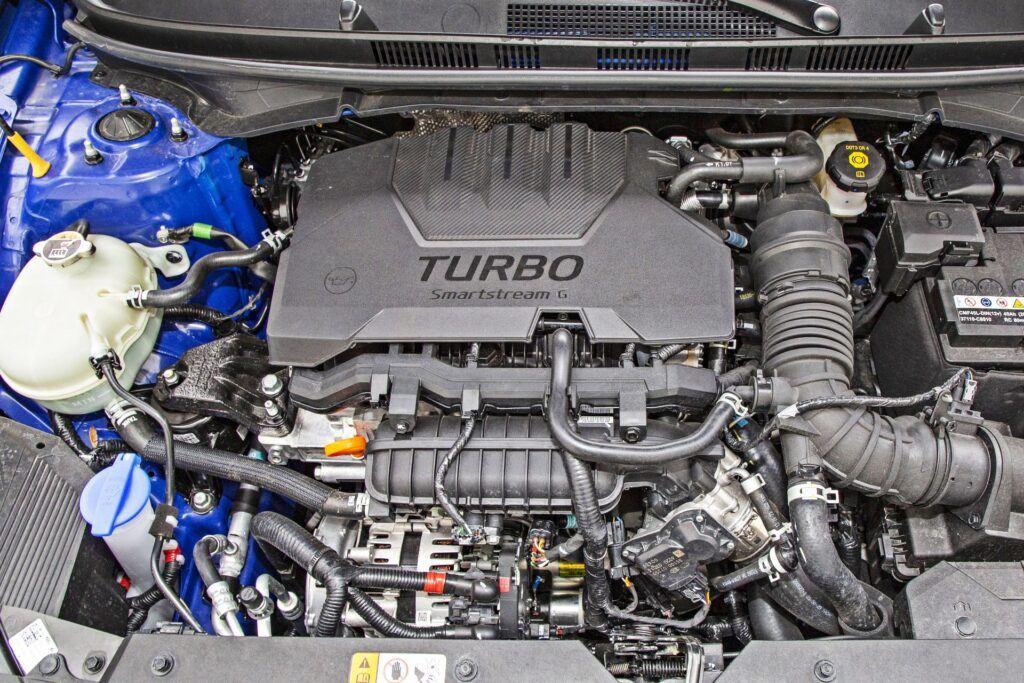 Hyundai i20 - silnik