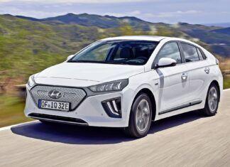 Hyundai Ioniq Electric (2021). Opis wersji i cennik