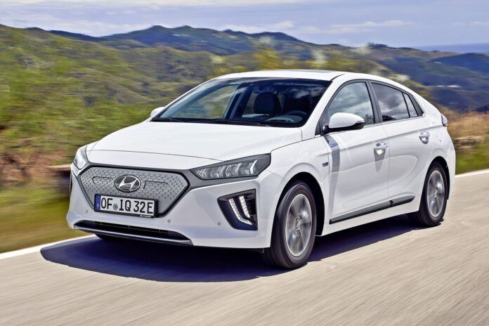 Hyundai Ioniq Electric (2021)