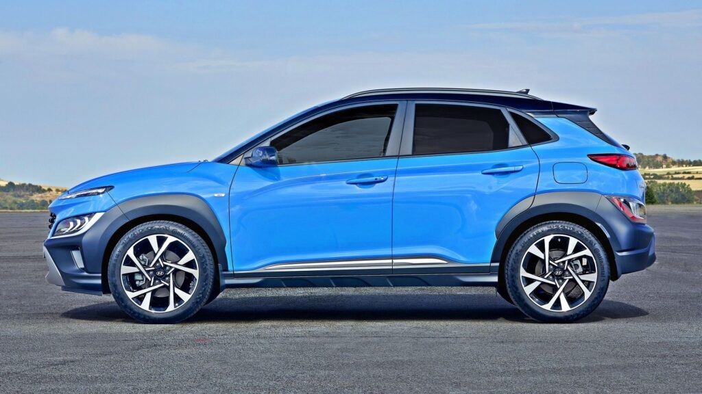 Hyundai Kona FL (2020)
