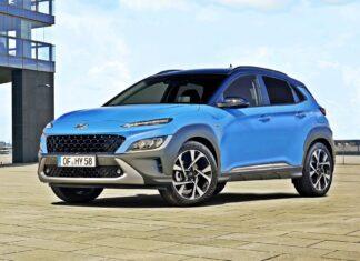 Hyundai Kona po liftingu (2020) – oficjalne zdjęcia i informacje
