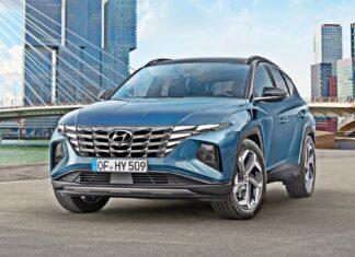 Nowy Hyundai Tucson – oficjalne zdjęcia i informacje