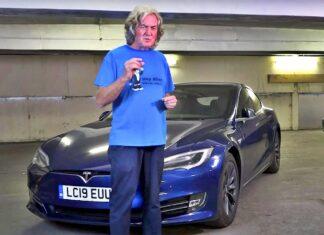 6 rzeczy, których James May nienawidzi w Tesli Model S