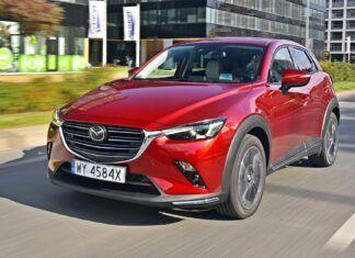 Mazda CX-3 (2021). Opis wersji i cennik