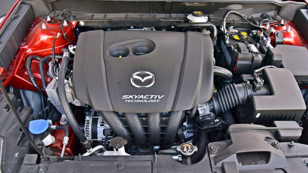 Mazda CX-3 (2020)