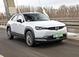 Elektryczna Mazda MX-30 (2021). Opis wersji i cennik