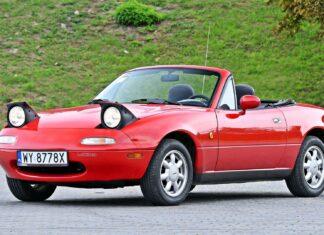Mazda oferuje nowe części do kultowego MX-5