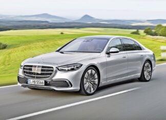 Nowy Mercedes klasy S (W223) – ile kosztuje?