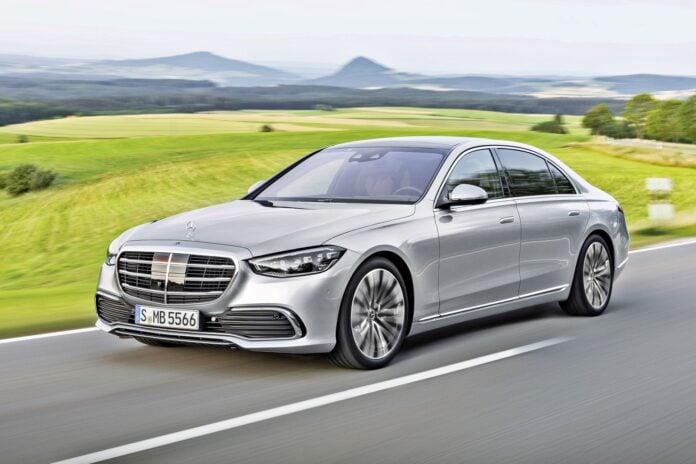 Mercedes klasy S (2021)