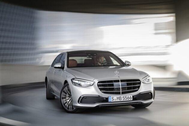 Nowy Mercedes klasy S (V223) 2021