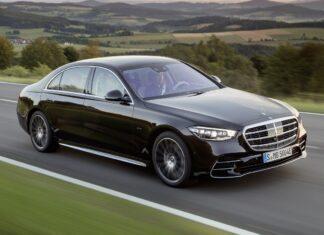 Nowy Mercedes klasy S (W223) – informacje i zdjęcia