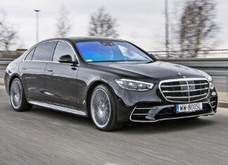 Mercedes klasy S (2021). Opis wersji i cennik