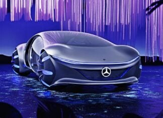 Wyjątkowy prototyp Mercedesa uchwycony w ruchu. Musisz to zobaczyć