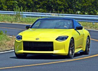 Nissan Z Proto – oficjalne zdjęcia i informacje