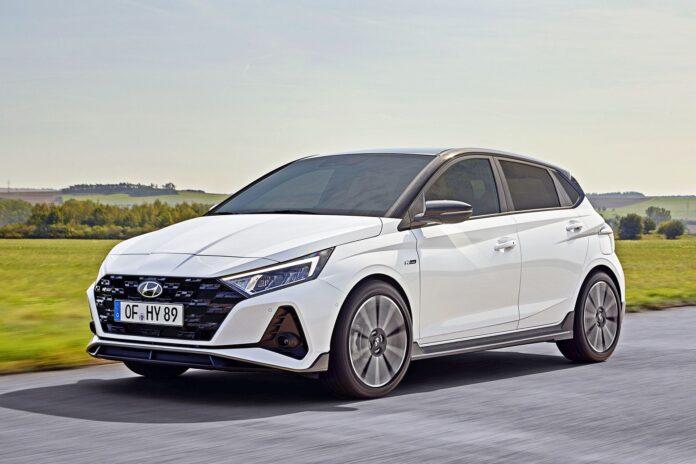 Hyundai i20 N Line (2020)