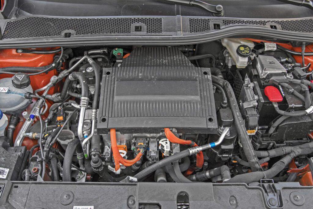 Opel Corsa-e - silnik