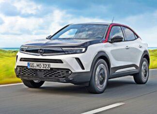 Nowy Opel Mokka (2021) – co pod maską?
