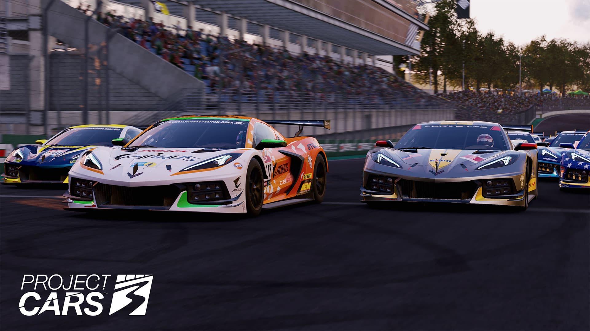 Project Cars 3 - wyścig