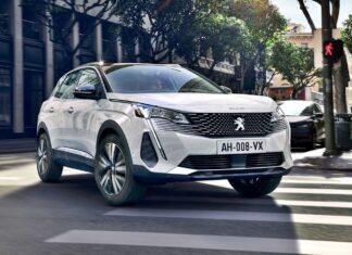 Peugeot 3008 po liftingu (2020) – oficjalne zdjęcia i informacje