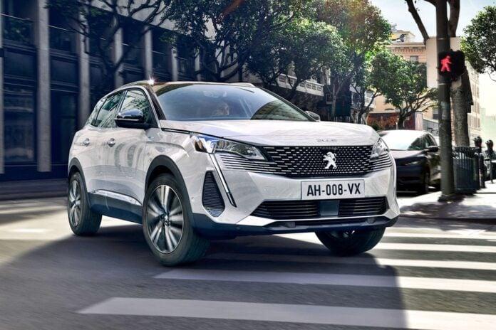 Peugeot 3008 FL (2020)