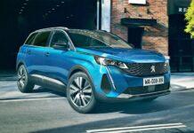 Peugeot 5008 FL (2020)