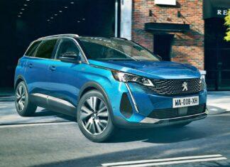 Peugeot 5008 po liftingu (2020) – oficjalne zdjęcia i informacje