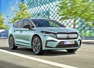 Nowa Skoda Enyaq iV – premiera elektrycznego SUV-a